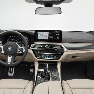 Защитное стекло BMW 6GT (G32) рест