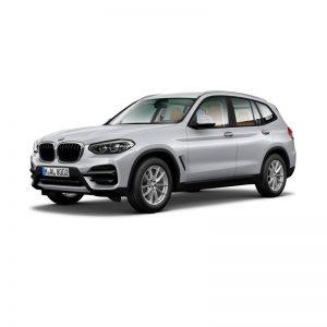 Защитное стекло BMW X3 (G01)