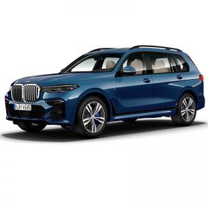 Защитное стекло BMW X7 (G07)