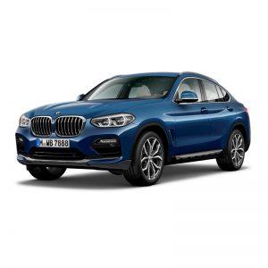 Защитное стекло BMW X4 (G02)