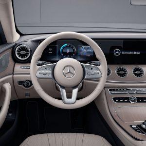 Защитное стекло Mercedes-Benz CLS