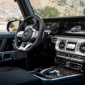 Защитное стекло Mercedes-Benz G-class