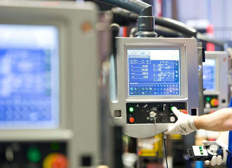 Полимерные защитные стекла для производственной техники и оборудования