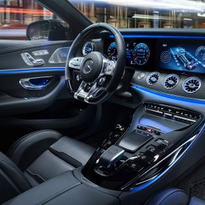 Защитное стекло Mercedes-Benz AMG GT4